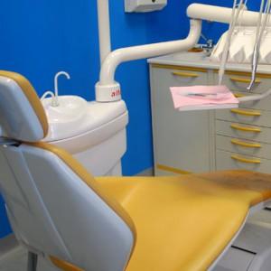 struttura studio dentistico