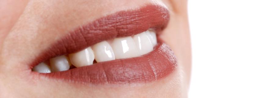 Saliva denti sani